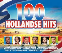 Cover  - 100 Hollandse hits [2020]